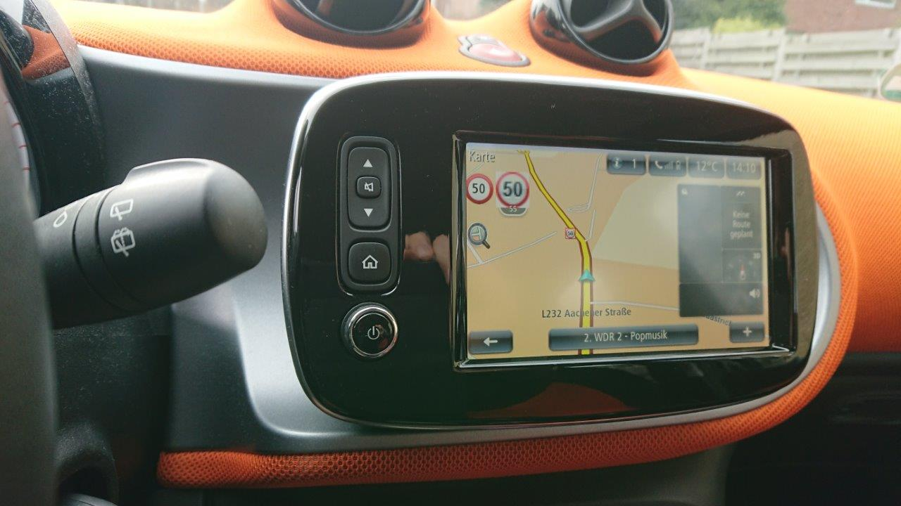 POIbase Anleitung Smart im Fahrzeug Beispiel 2