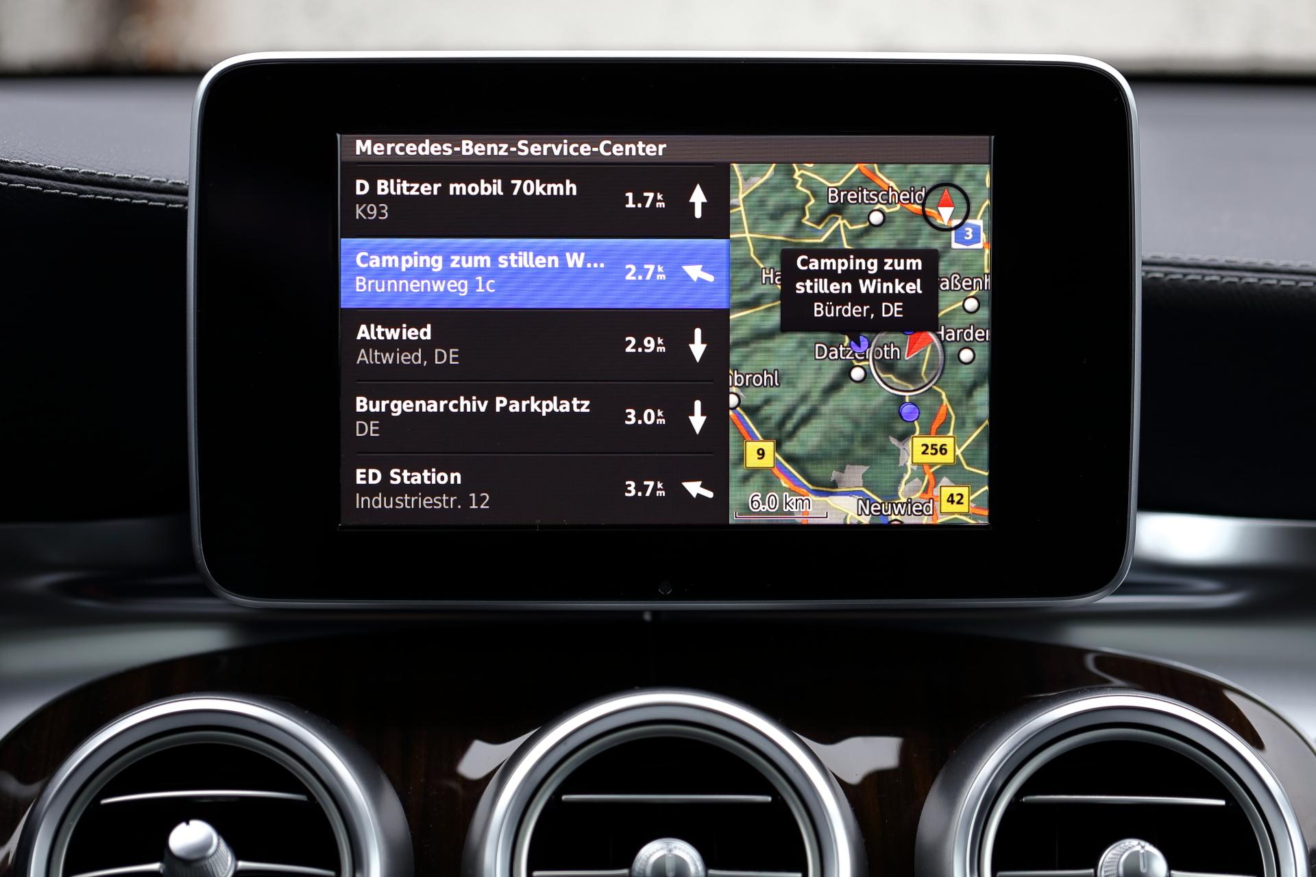 Mercedes Garmin Map Pilot